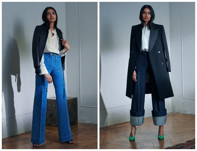 Уроки стиля. Новая круизная коллекция бренда Victoria Beckham (ФОТО) - фото №2
