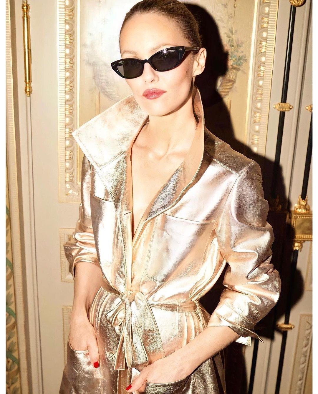 Ванесса Паради снялась в эффектной фотосессии для глянца (ФОТО) - фото №3