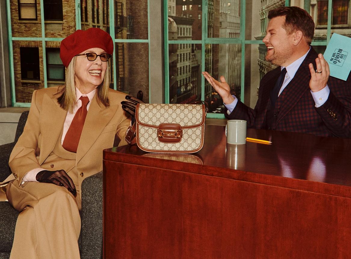 Дакота Джонсон, Гарри Стайлз и другие звезды в необычной рекламе Gucci (ФОТО+ВИДЕО) - фото №3