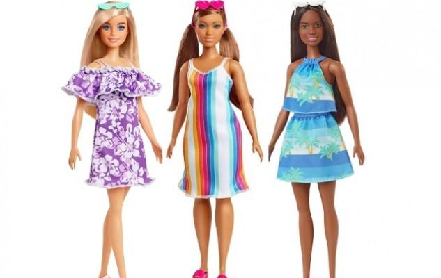 Mattel выпустили линейку кукол Барби из океанического мусора   HOCHU.U