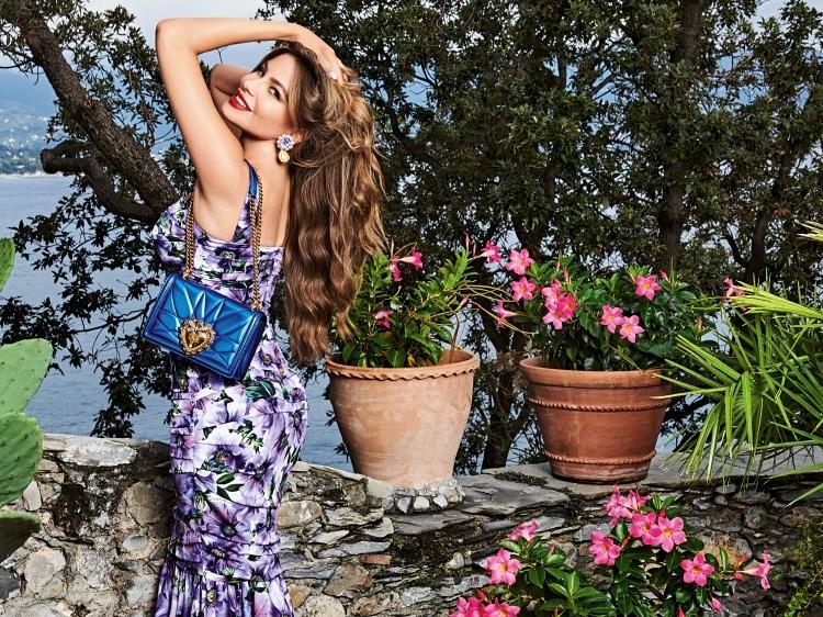 Ослепительная красота: София Вергара — новое лицо Dolce&Gabbana (ФОТО) - фото №3