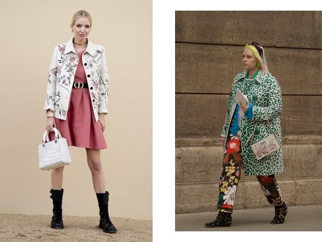 Стритстайл с парижской Недели моды: как одеваются француженки (ФОТО) - фото №12