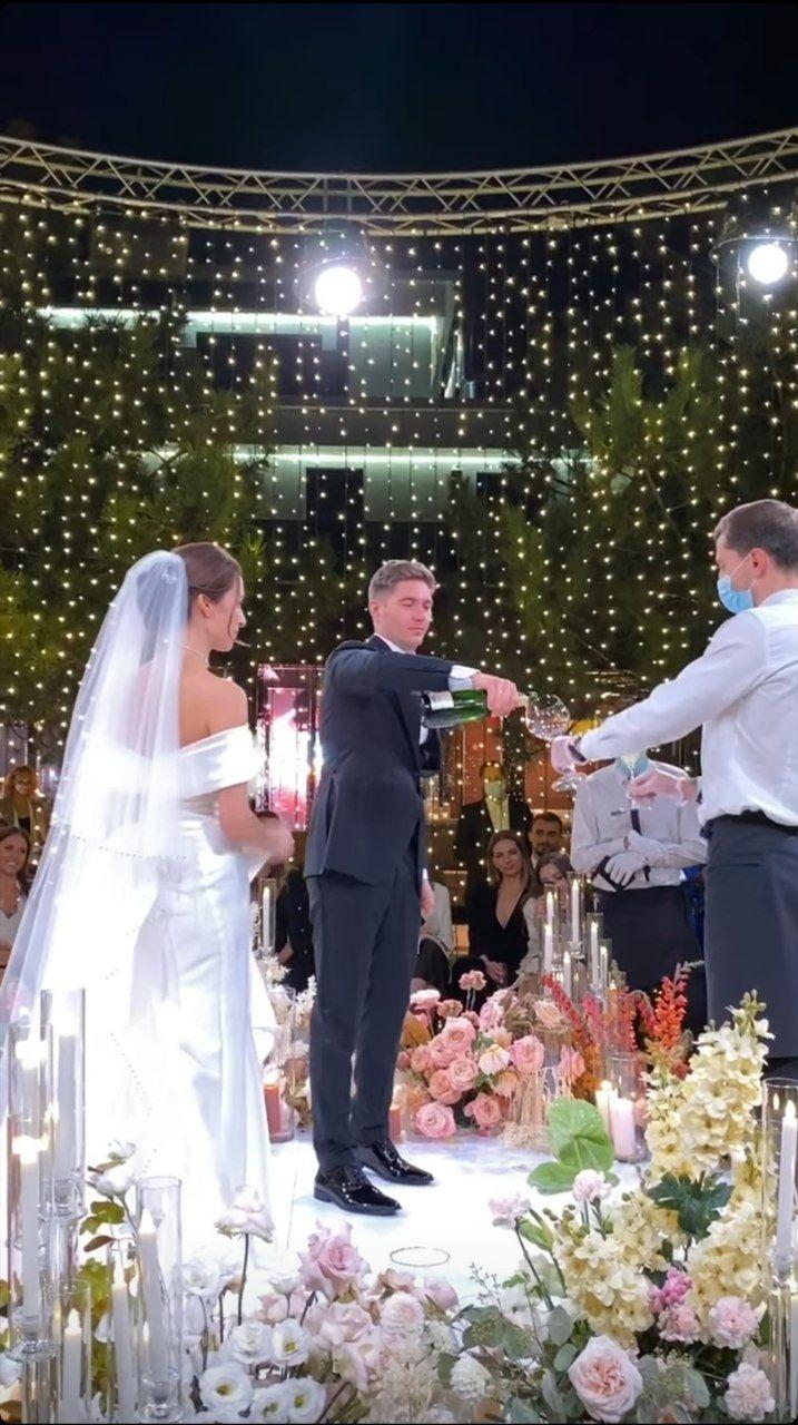 Владимир Остапчук женился во второй раз: эксклюзивные фото со свадьбы - фото №8