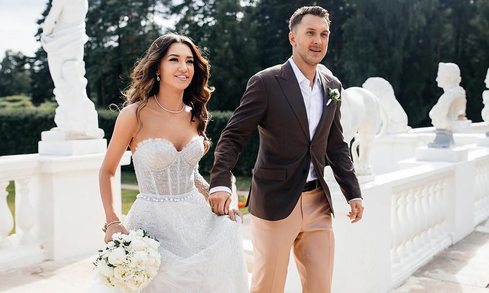 Мария Белова и T-Killah свадьба
