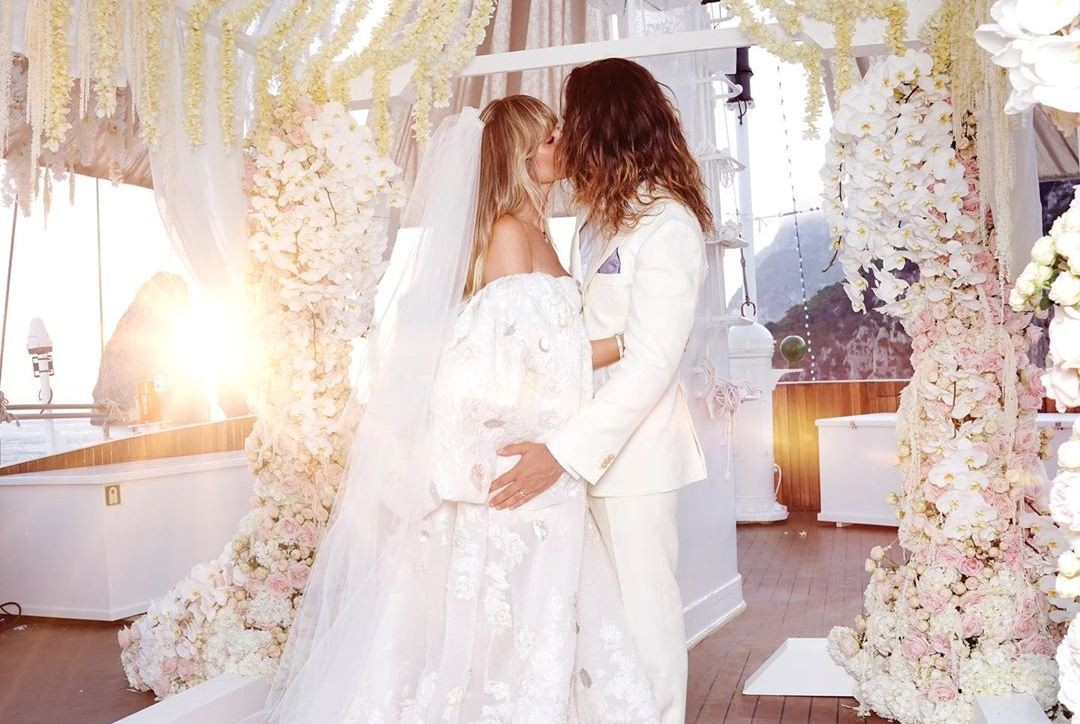 громкие свадьбы 2019