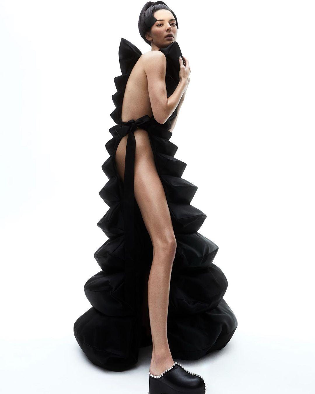 Кендалл Дженнер украсила обложку Vogue и рассказала о панических атаках (ФОТО) - фото №5