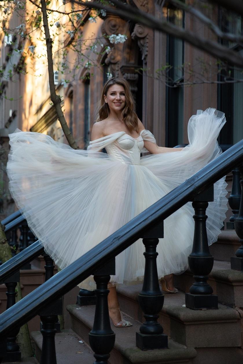 Mix & Match: свадебная коллекция-трансформер WONÁ & the COAT by Katya Silchenko (ФОТО) - фото №3