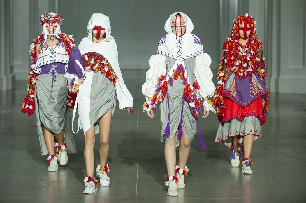 Итоги четвертого дня Ukrainian Fashion Week noseason sept 2021: новые лица, кибер-мода и виртуальный показ - фото №3