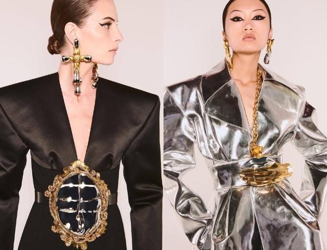 Неделя высокой моды в Париже: Dior, Chanel, Schiaparelli и другие коллекции именитых брендов (ФОТО) - фото №2