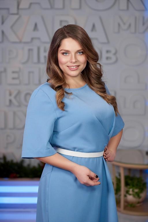 Неля Шовкопляс телеведущая Сніданок з 1+1: день рождения и интервью