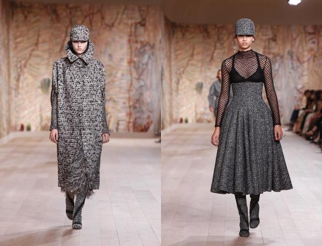 Неделя высокой моды в Париже: Dior, Chanel, Schiaparelli и другие коллекции именитых брендов (ФОТО) - фото №4