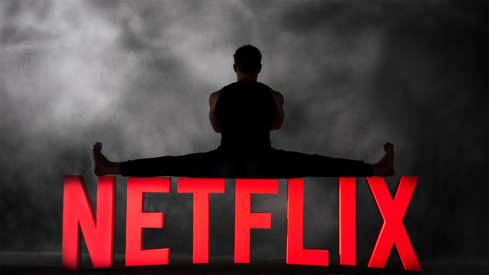 Жан-Клод Ван Дамм Netflix