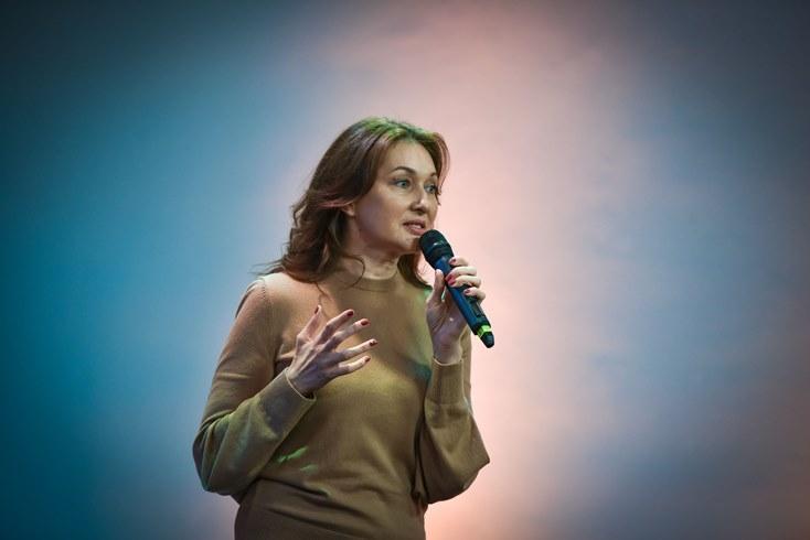 Галина Балан-Тимкина
