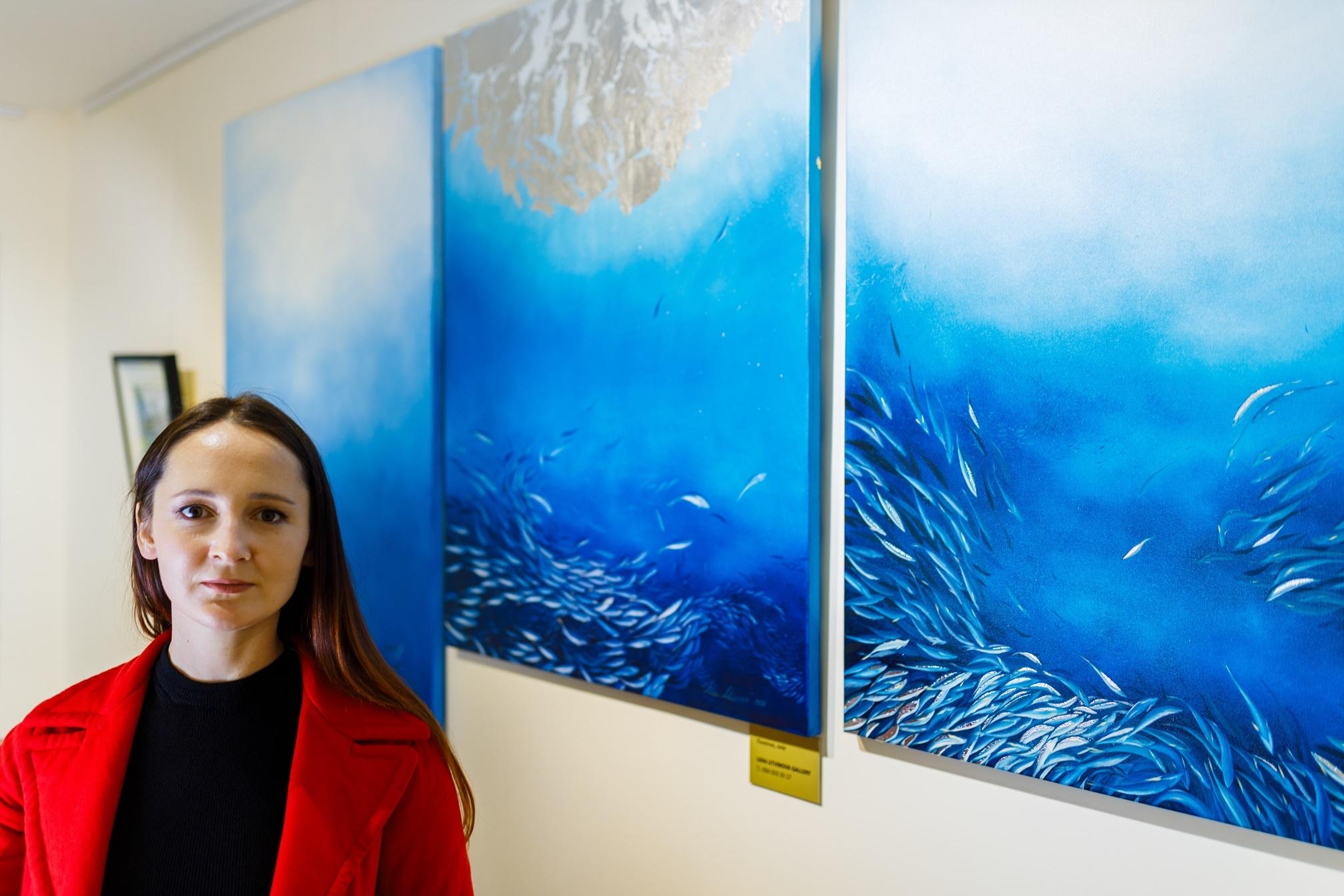 Арт-пространство Lera Litvinova Gallery открылось по новому адресу в Киеве (ФОТО) - фото №2