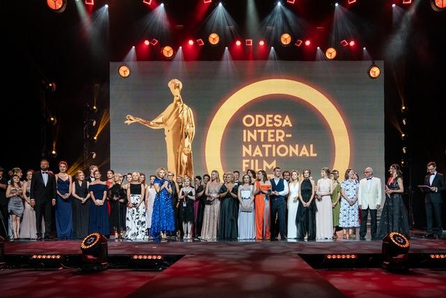 Одеський міжнародний кінофестиваль 2019 фото