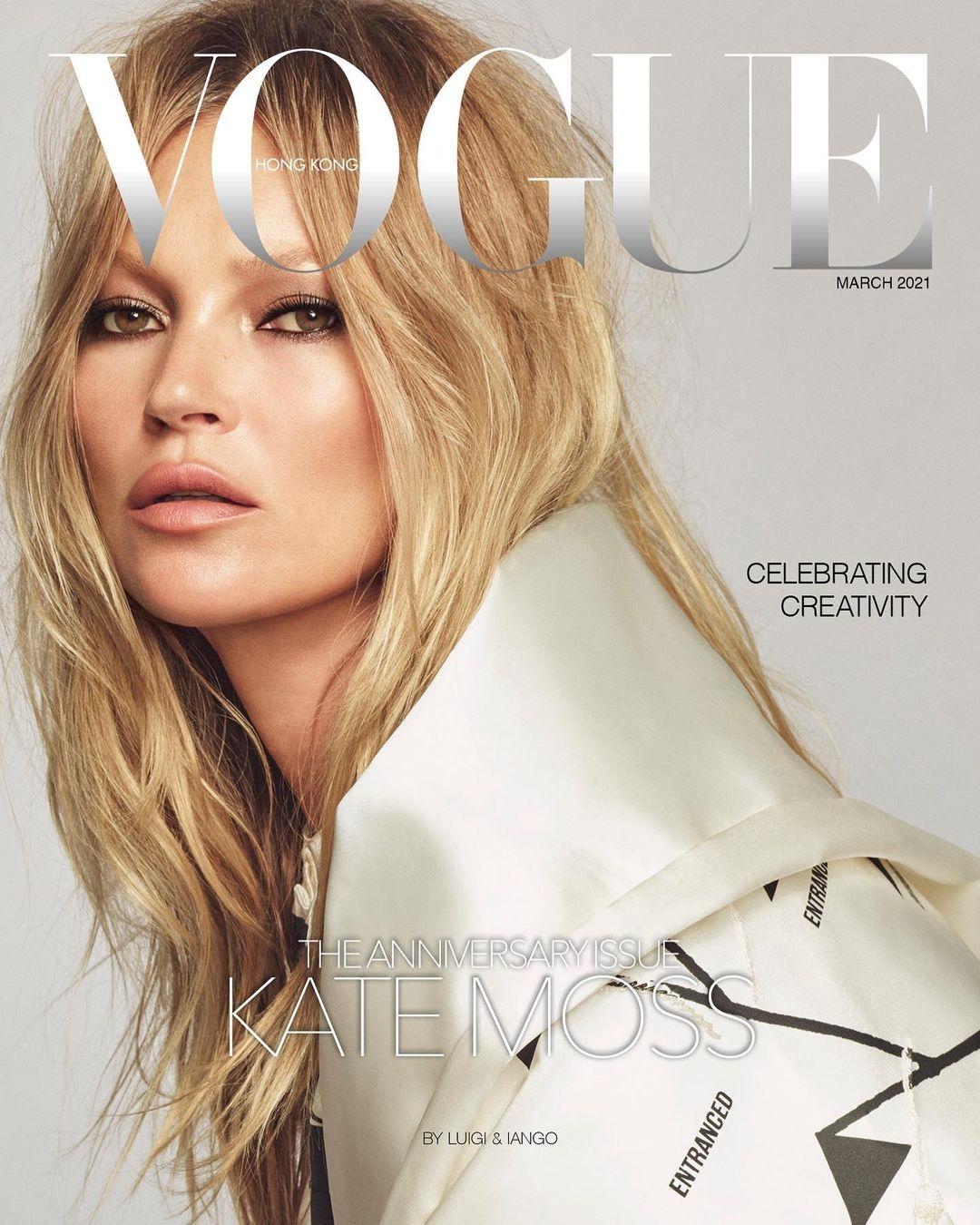 Кейт Мосс снялась для Vogue и поразила поклонников неувядающей красотой (ФОТО) - фото №1