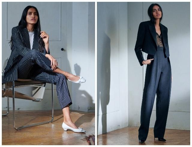Уроки стиля. Новая круизная коллекция бренда Victoria Beckham (ФОТО) - фото №3