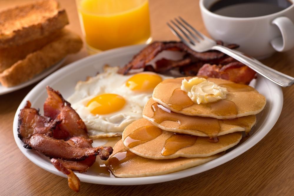 что будет если есть только завтрак
