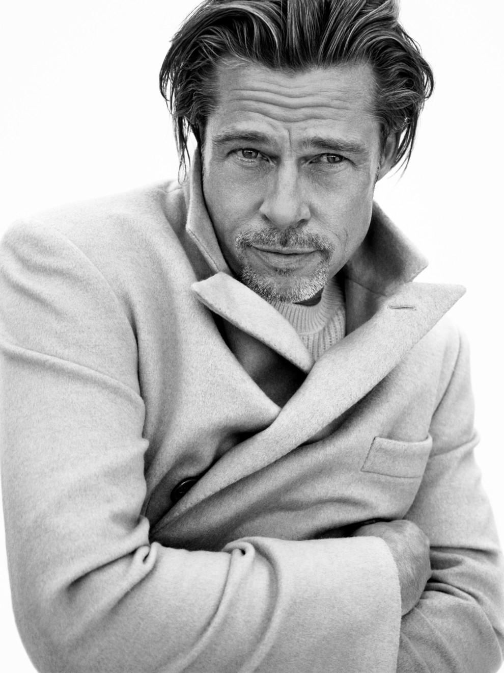 Идеальный мужчина: Брэд Питт снялся в новой рекламной кампании Brioni (ФОТО) - фото №1