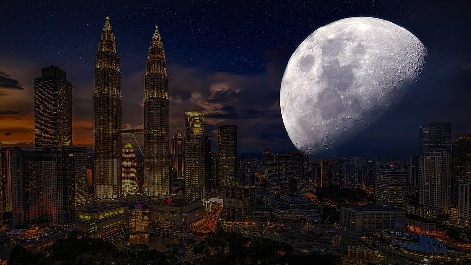 фазы луны в апреле 2020