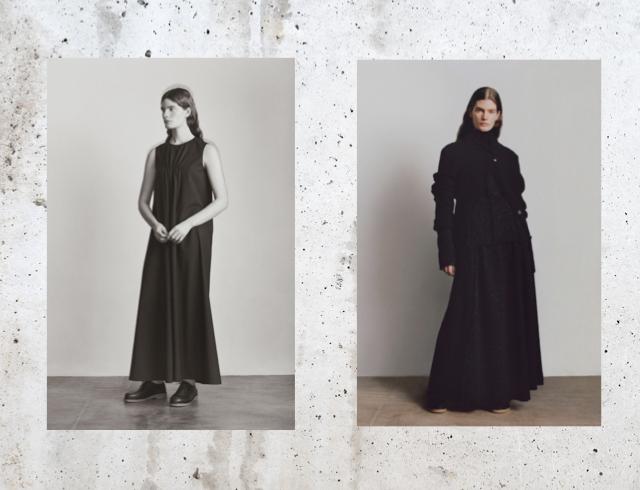 Знаменитые близнецы: Мэри-Кейт и Эшли Олсен представили новую коллекцию своего бренда The Row. - фото №5