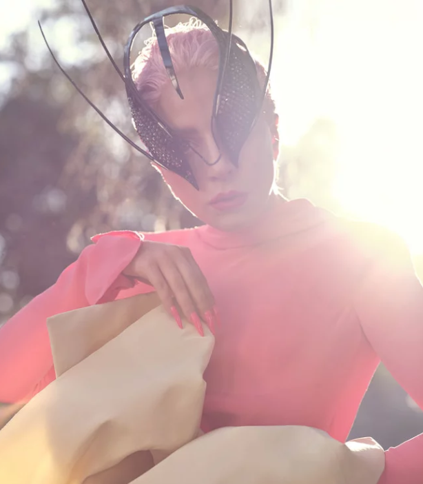 Роскошная Леди Гага снялась в нежной фотосессии для InStyle и призналась, что мечтает о семье (ФОТО) - фото №5