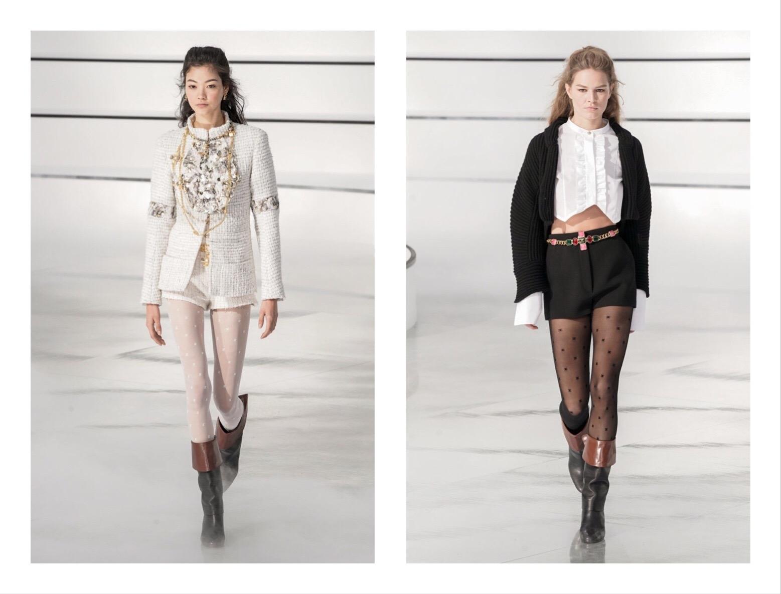 Парижский шик в лучших традициях Chanel: обзор коллекции (ФОТО) - фото №4