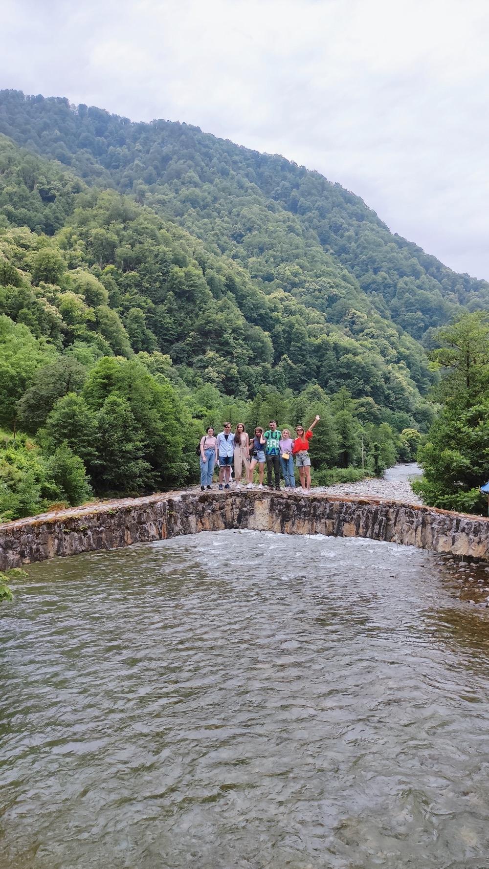 Грузия: Аджария, Мегрелия и другие месьа - фото №6