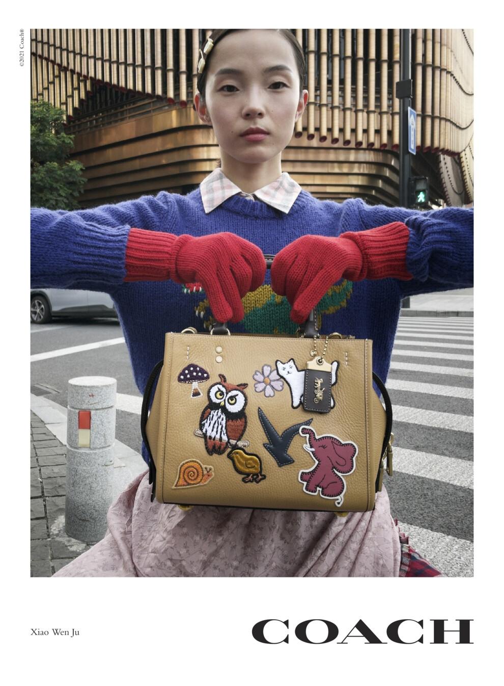 Дженнифер Лопес и Кейт Мосс появились в новой рекламной кампании Coach - фото №4