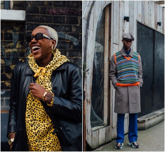 Мужская неделя моды в Лондоне: лучшие стритстайл-образы (ФОТО) - фото №12