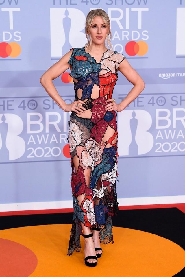 Там был MONATIK: обзор лучших образов с красной дорожки Brit Awards (ФОТО) - фото №3