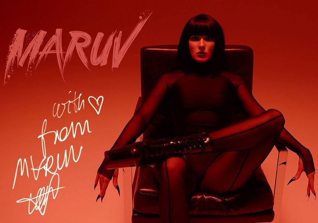 MARUV постер к клипу Sad Song