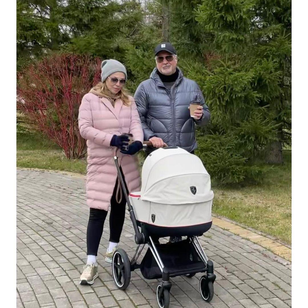 Константин Меладзе рассекретил имя новорожденной дочери Валерия Меладзе - фото №1