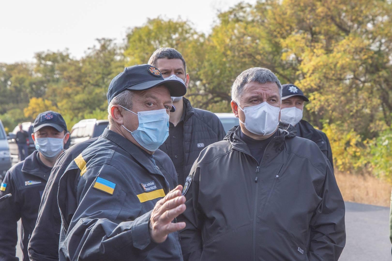Авиакатастрофа под Харьковом следствие
