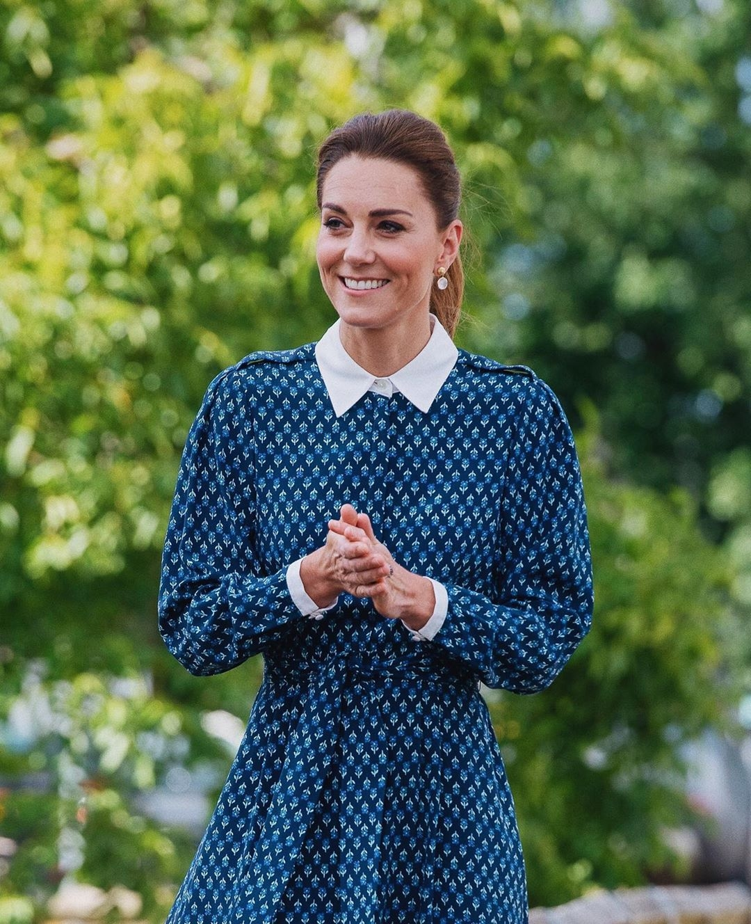 кейт миддлтон в платье Beulah London