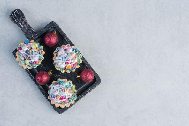 как приготовить рождественские кексы