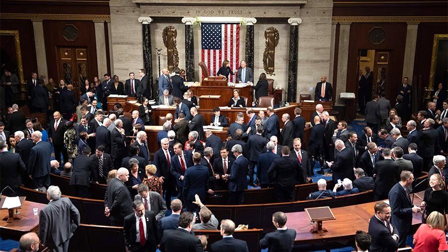 Сенат США не поддержал импичмент Дональда Трампа - фото №1