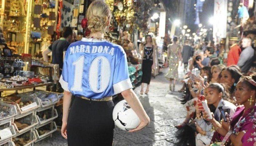 Футбол и люкс: Диего Марадона отсудил 70 000 евро у Dolce&Gabbana - фото №1