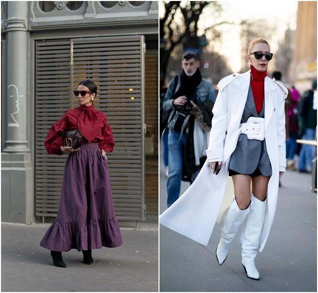 Стритстайл на Неделе высокой моды в Париже: как носить кутюр каждый день - фото №7