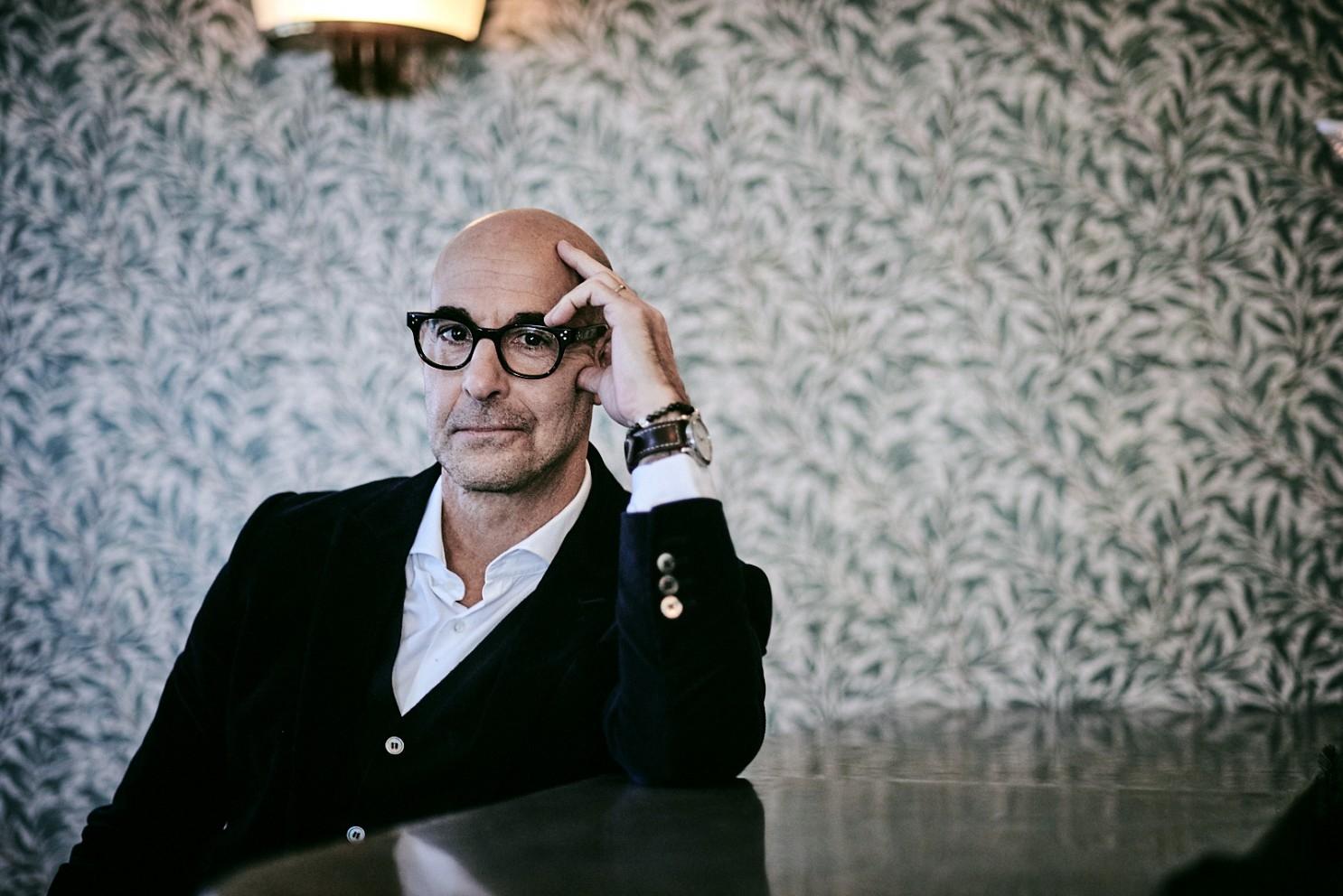 """Стэнли Туччи, звезда фильма """"Дьявол носит Prada"""", рассказал о своей борьбе с раком - фото №3"""
