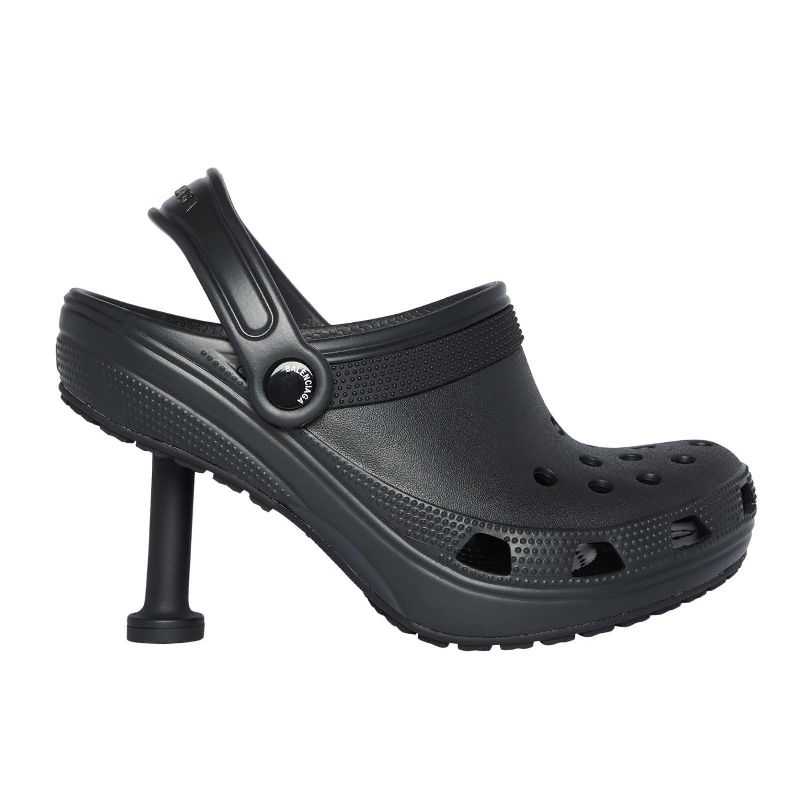 Вещь дня: Balenciaga выпустили кроксы на каблуке (ФОТО) - фото №2