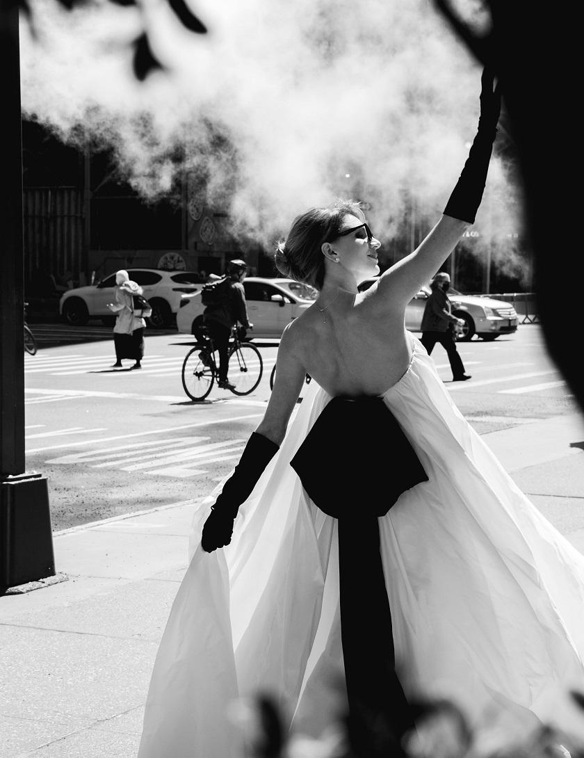 Mix & Match: свадебная коллекция-трансформер WONÁ & the COAT by Katya Silchenko (ФОТО) - фото №2