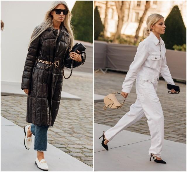 Стритстайл на Неделе высокой моды в Париже: как носить кутюр каждый день - фото №3