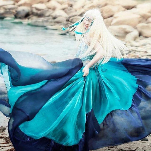 Неземные! Сестры-альбиносы из Казахстана стали востребованными моделями (ФОТО) - фото №6