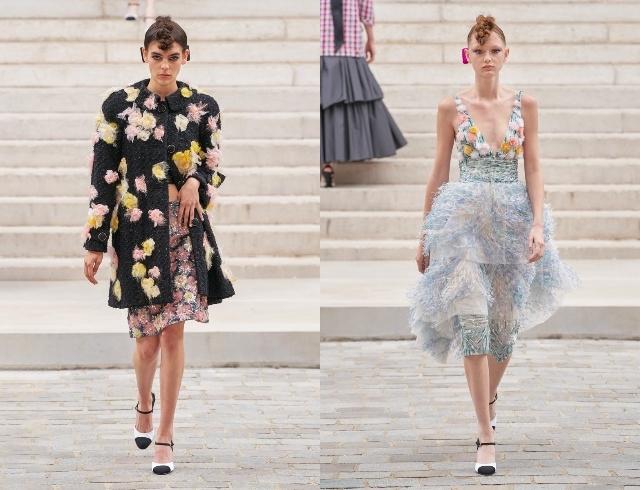 Неделя высокой моды в Париже: Dior, Chanel, Schiaparelli и другие коллекции именитых брендов (ФОТО) - фото №8
