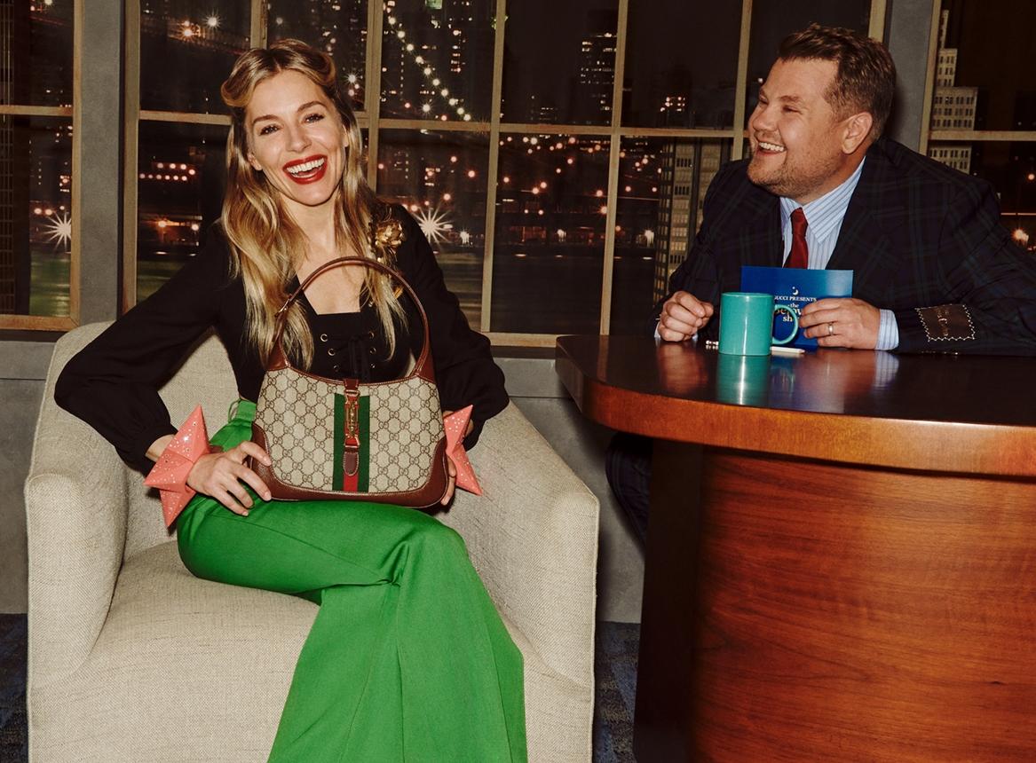 Дакота Джонсон, Гарри Стайлз и другие звезды в необычной рекламе Gucci (ФОТО+ВИДЕО) - фото №2