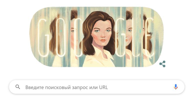 Легенда европейского кино: Google выпустил дудл ко дню рождения актрисы Роми Шнайдер (ФОТО) - фото №1