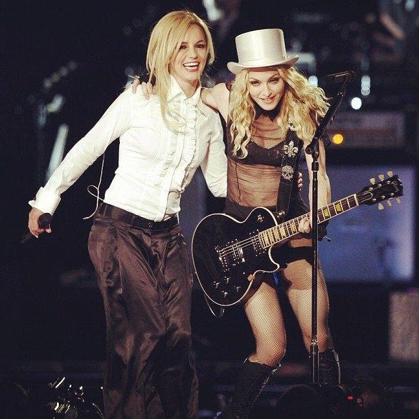 """Рабство давно отменили"": Мадонна пообещала спасти Бритни Спирс - фото №1"