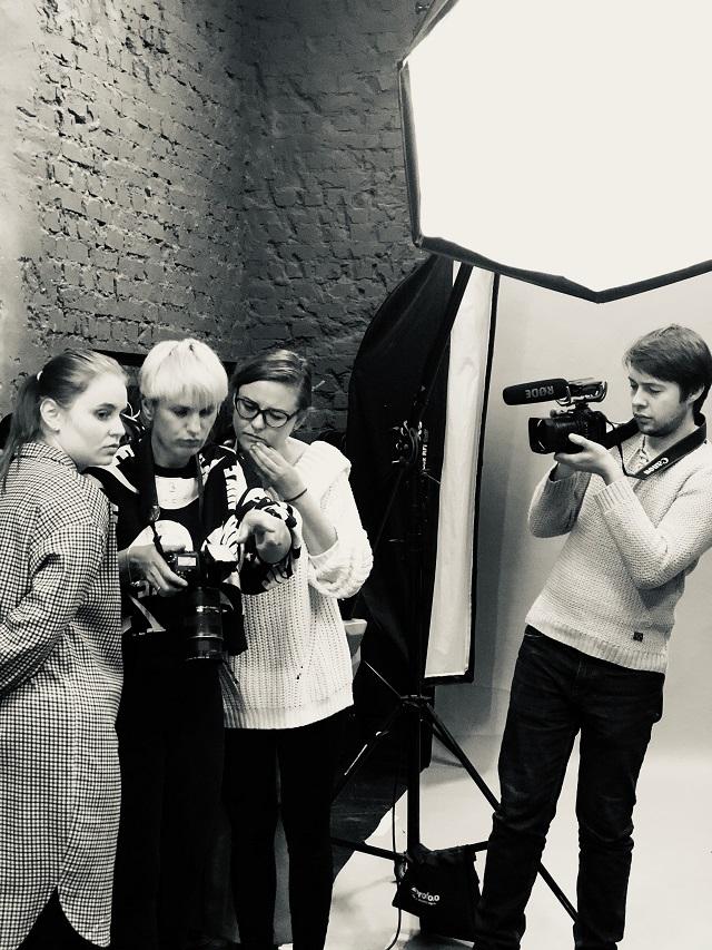 Лена Сныткова интервью