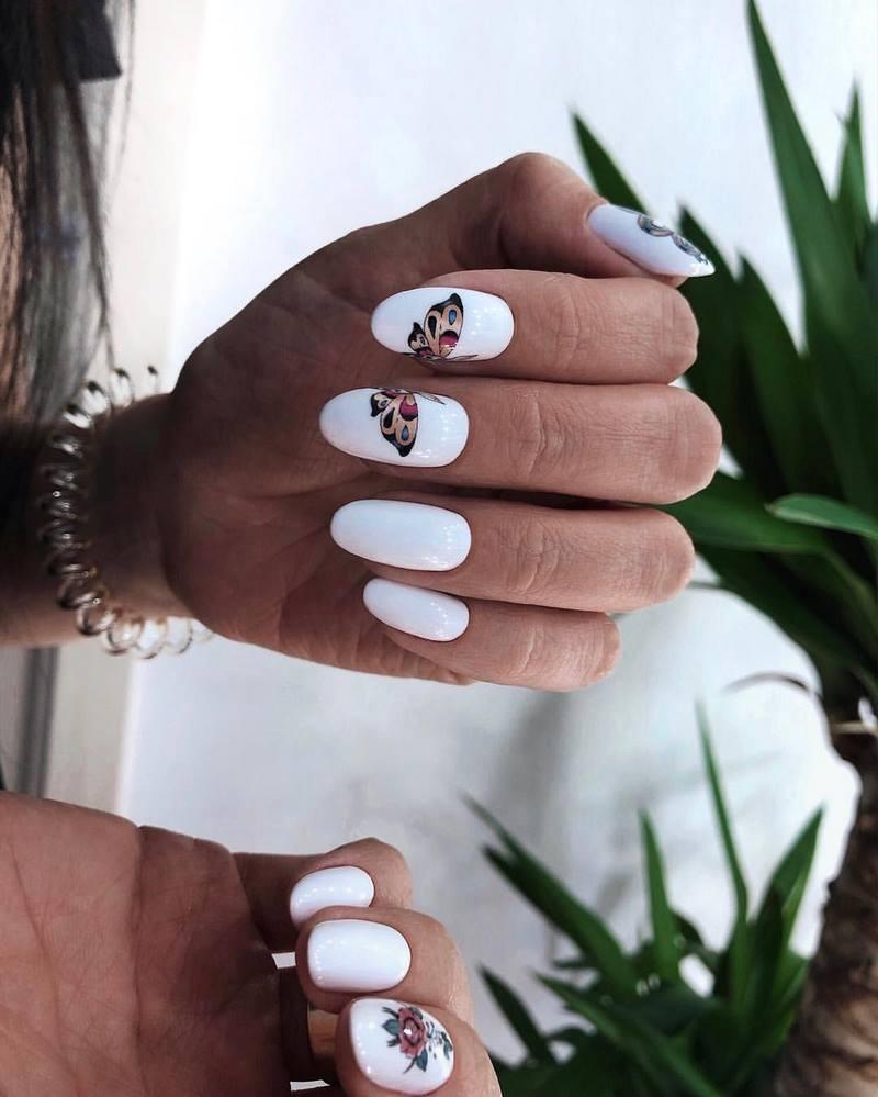 Стильный маникюр: ТОП-20 дизайнов ногтей на лето - фото №15